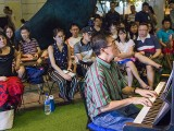 Pianovers Meetup #81, Chris Khoo performing