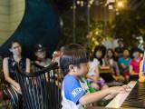 Pianovers Meetup #81, Brandon Yeo performing