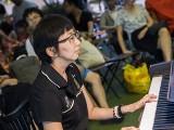 Pianovers Meetup #82 (Hari Raya Themed), Siew Tin performing