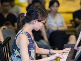 Pianovers Meetup #82 (Hari Raya Themed), Janice performing