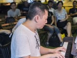 Pianovers Meetup #82 (Hari Raya Themed), Gavin performing
