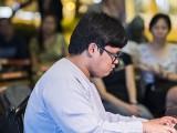 Pianovers Meetup #82 (Hari Raya Themed), Zafri performing