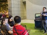 Pianovers Meetup #82 (Hari Raya Themed), Chris Khoo sharing with us