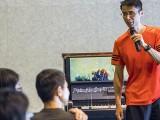 Pianovers Meetup #82 (Hari Raya Themed), Theng Beng sharing with us