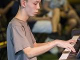 Pianovers Meetup #82 (Hari Raya Themed), Yan Heng performing