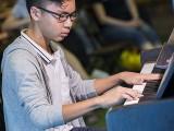 Pianovers Meetup #82 (Hari Raya Themed), Zong Lin performing