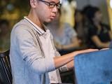 Pianovers Meetup #82 (Hari Raya Themed), Zong Lin performing for us