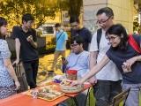 Pianovers Meetup #82 (Hari Raya Themed), Pianovers with Goodies after recital