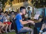 Pianovers Meetup #83, Kenneth Guan performing for us