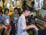 Pianovers Meetup #83, Tan Chee Yang performing