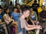 Pianovers Meetup #83, Yan Heng performing