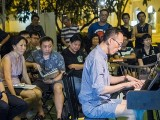 Pianovers Meetup #84, Teik Lee performing for us