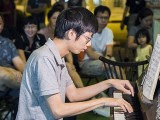 Pianovers Meetup #84, Jonathan Lam performing