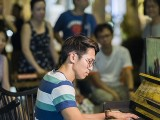 Pianovers Meetup #84, Gregory Goh performing