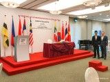 ThePiano.SG @ 6th Meeting of Governors/Mayors of ASEAN Capitals, Ma Yuchen, and Sng Yong Meng #2