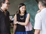 Pianovers Meetup #85, Derek, Pamela, and Yong Meng