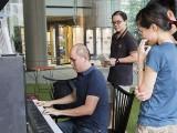 Pianovers Meetup #85, Brian playing