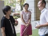 Pianovers Meetup #85, Siew Tin, May Ling, and Yong Meng