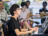 Pianovers Meetup #85, Siew Tin performing