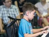 Pianovers Meetup #85, Lucas performing