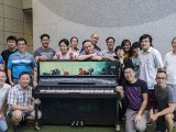 Pianovers Meetup #85, Group picture