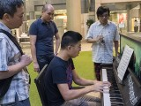 Pianovers Meetup #85, Jeremy Foo playing