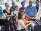 Pianovers Meetup #86, Gwen performing