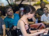 Pianovers Meetup #86, Janice Liew performing