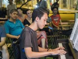 Pianovers Meetup #86, Alastair Soh performing