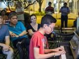 Pianovers Meetup #86, Jaiden Soh performing