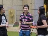 Pianovers Meetup #86, Teh Yuqing, Rony Ang, and his daughter