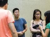 Pianovers Meetup #86, Jason Chua, Jeremy Foo, Janice Liew, and Audrey