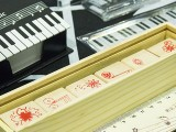 ThePiano.SG Pop-up Stall @ Suntec Hall 404, Piano themed stamp