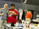 ThePiano.SG Pop-up Stall @ Suntec Hall 404, Yong Meng, and Zafri