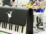 ThePiano.SG Pop-up Stall @ Suntec Hall 404, Piano themed handbags #3