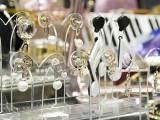 ThePiano.SG Pop-up Stall @ Suntec Hall 404, Piano themed earrings