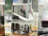 ThePiano.SG Pop-up Stall @ Suntec Hall 404, Piano themed crystal