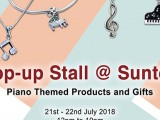 ThePiano.SG Pop-up Stall @ Suntec Hall 404, Poster