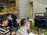 Pianovers Meetup #87, Chris Khoo sharing with us