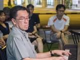 Pianovers Meetup #87, Chris Khoo performing