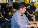 Pianovers Meetup #87, John performing