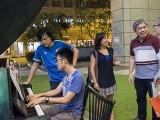 Pianovers Meetup #87, Pianovers socialising