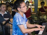 Pianovers Meetup #88 (NDP Themed), Hiro performing
