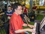 Pianovers Meetup #88 (NDP Themed), Chris Khoo performing