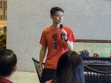 Pianovers Meetup #88 (NDP Themed), Gan Theng Beng sharing with us