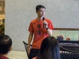 Pianovers Meetup #88 (NDP Themed), Gan Theng Beng sharing with us