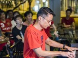Pianovers Meetup #88 (NDP Themed), Gan Theng Beng performing