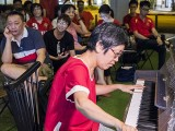 Pianovers Meetup #88 (NDP Themed), Lim Ee Fong performing