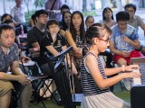 Pianovers Meetup #89, Grace Pang performing