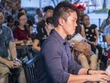 Pianovers Meetup #89, Amos Ng performing
